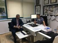 AVRUPA KOMISYONU - Başkan Çelik Kemik İliği Nakli Merkezini Ziyaret Etti