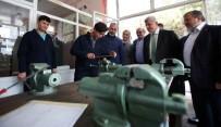 MESLEK LİSELERİ - Başkan Karaosmanoğlu, 'Meslek Liseleri Türkiye'nin Göz Bebeğidir'