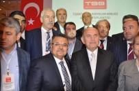 KADIR TOPBAŞ - Başkan Yağcı Belediyeler Birliği Meclis Toplantısında