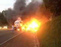 KATARAKT AMELİYATI - Brezilya'da katliam gibi kaza: 20 ölü
