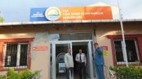 Burhaniye'de Tarım İlçe Müdürlüğü İmece İle Yenilendi