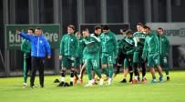 TOMAS SIVOK - Bursaspor'da Karabükspor Mesaisi Başladı