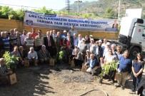TARIM ÜRÜNÜ - Büyükşehir Belediyesi, Üreticilere Bin 400 Adet Avokado Fidanı Dağıttı