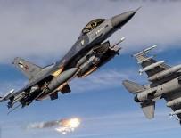 TSK - DEAŞ ve PKK/PYD hedefleri vuruldu