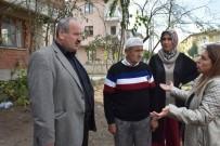 AYŞE KILIÇ - Düzce Belediyesi İhtiyaç Sahibi Ailenin Evini Tertemiz Yaptı