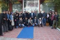 MAIDE - Eskişehir Ülkü Ocakları'ndan Yaşlı Bakım Ve Huzur Evlerine Ziyaret