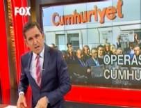 FOX TV - Fatih Portakal yine şaşırtmadı
