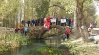 DEMIRKENT - Geleneksel 7. Bünyan Cumhuriyet Doğa Yürüyüşü Yapıldı