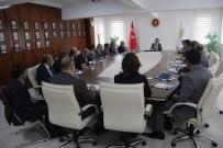 SALIH AYHAN - İl Özel İdaresi Genel Sekreteri Kaya Görevine Başladı