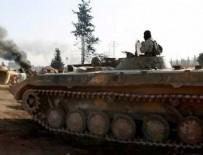 SURİYE ORDUSU - İranlı general Suriye'de öldürüldü