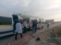 TRAFİK YÖNETMELİĞİ - Jandarmadan Servis Otobüslerine Denetim