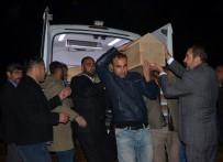 Kanlı İnfazda Öldürülen Üç Kardeşin Cenazesi Defnedildi