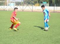 MEHMET KAYA - Kayseri U-13 Futbol Ligi A Grubu