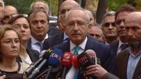 AHMET TANER KıŞLALı - Kılıçdaroğlu AYM'ye Çattı