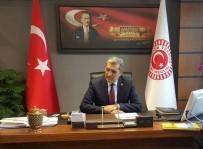 ORMAN VE KÖYİŞLERİ KOMİSYONU - Konuk Açıklaması 'Havza Bazlı Düzelecek'