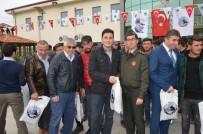 MURAT GÜVEN - Kulalı Mehmetçiklere Mehter Marşlı Uğurlama