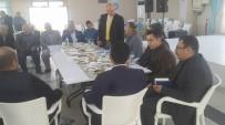 ERSOY ARSLAN - Manisa Büyükşehir Belediyesi Muhtarlarla Buluştu