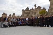 YERALTI ŞEHRİ - Meram Muhtarları Kapadokya'yı Gezdi