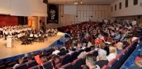 ÇOCUK KOROSU - Muratpaşa Gençlik Orkestrası Cumhuriyet İçin Sahnede