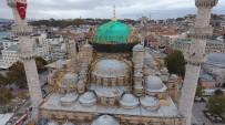 YENI CAMI - 353 Yıllık Yeni Cami'de En Kapsamlı Restorasyon