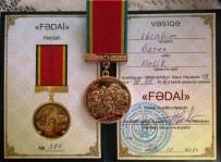 İÇTIMAI - Prof. Dr. İbrahim Öztek'e Azerbaycan'dan Fedai Madalyası