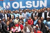 YIPRANMA PAYI - Sağlık-Sen Genel Başkanı Memiş Açıklaması 'Bakanlıkla Ortak Mutabakata Vardık'