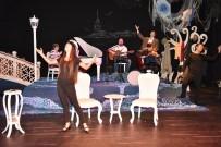 ŞEHIR TIYATROLARı - Şehir Tiyatroları Buluşması Sona Erdi