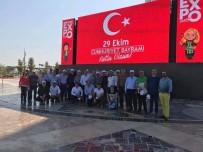 KUTLAY - Söke Ticaret Odası Üyeleri EXPO Ve YÖREX'i Gezdi