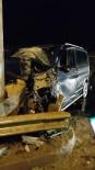 FARABI - Trabzon'da Trafik Kazası Açıklaması 1 Ölü