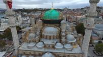 YENI CAMI - Yeni Cami'de Tarihin En Kapsamlı Restorasyonu