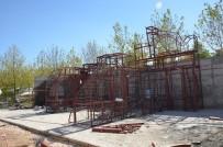 MUSTAFA TALHA GÖNÜLLÜ - Adıyaman Üniversitesi'ne Perre Antik Kent Maketi Yapılıyor
