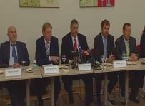 İNCIRLIK ÜSSÜ - Alman Heyetten 'Sözde Ermeni Soykırımı' Kararı Açıklaması