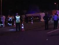 AKARYAKIT TANKERİ - Ankara'da feci kaza: En az 25 yaralı