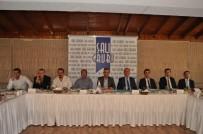 YAT LİMANI - Antalya'da 3. Etap Raylı Sistem Bakanlıktan Onay Bekliyor