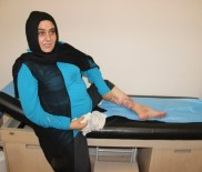 FREKANS - Bacaklarını Kaybetme Korkusu Yaşayan Kadın, Radyo Frekans Yöntemiyle Sağlığına Kavuştu