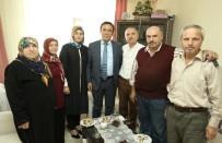 ZEMZEM - Başkan Genç'ten Hacılara Ziyaret