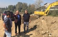 SAKARYA NEHRI - Başkan Toçoğlu, Sakarya Nehri'nde İncelemelerde Bulundu