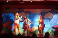 BOLLUCA - Berko Çocuk Tiyatrosu, Koruncuk Vakfı Ziyaretiyle Sezonu Açtı