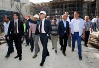 MEHMET ÖZER - Büyükşehir'in Yol Çalışmaları