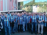 HEKIMOĞLU - Celil Hekimoğlu'ndan Trabzonspor'a Anlamlı Destek