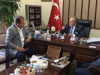 SALİM USLU - Çorum TSO Başkanı Başaranhıncal'dan Milletvekillerine Ziyaret