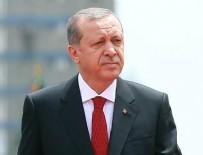 RAMAZAN AYDIN - Cumhurbaşkanı Erdoğan'dan tekvandoculara tebrik telgrafı