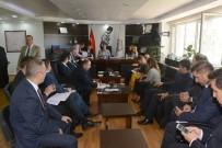 AÇIK ARTTIRMA - Dinar Belediyesi Personel Maaşı Promosyon İhalesi Yapıldı