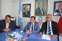PARTİ MECLİSİ - DSP Genel Başkan Yardımcısı Akarpınar Balıkesir'de