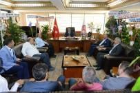 DENIZLISPOR - DTO Başkanı Erdoğan'a Ziyaretler Sürüyor
