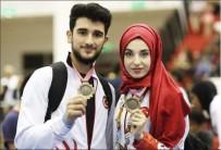RAMAZAN AYDIN - Emirhan Muran - Kübra Dağlı Çifti Dünya Şampiyonu