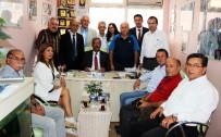 CUNTA - Ercan Açıklaması Korsan Emlakçılar Vatandaşı Mağdur Ediyor
