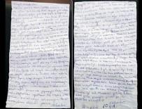 BİREYSEL BAŞVURU - FETÖ'cü hakimin 'çözülmeyin notu' tellere takıldı