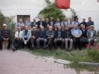 ALABALIK - GLİ'nin Emekli Olan Savunma, Bekçi Ve İtfaiyecileri, Emekliliklerinin 4. Yılında Da Bir Araya Geldi