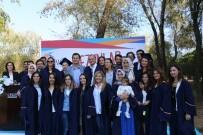 MEHMET ARSLAN - GTU'lu Öğrenciler Mezuniyetten 6 Yıl Sonra Kep Attı